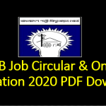 BREB Job Circular & Online Application 2020 PDF Download