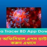 Corona Tracer BD App Download (করোনা অফিসিয়াল এপস ডাউনলোড করুন)