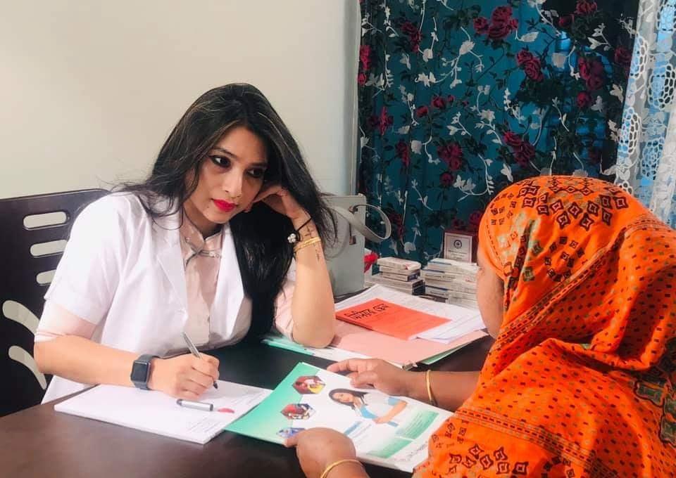Dr. Sabrina Arif Chowdhury (ডা. সাবরিনা) Pictures and Full Details